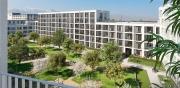 Neubau einer Wohnanlage mit 255 Wohneinheiten, KiTa und TG - Pasing