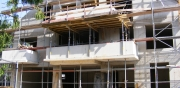 Neubau einer Villa mit Schwimmbad und Eisspeicher in Schwabing