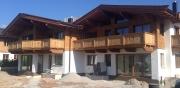 Schlüsselfertige Erstellung eines Mehrfamilienhauses im Landhausstil in der Nähe von Kitzbühel