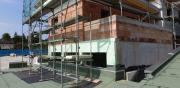 Anbau und Umbau eines denkmalgeschützten Wohnhauses