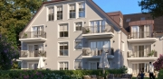 Neubau eines Mehrfamilienhauses und eines Zweifamilienhauses mit Tiefgarage in Harlaching