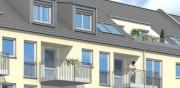 Neubau einer Wohnanlage (40 WE) mit Tiefgarage