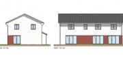 Neubau eines Einfamilienhauses mit Schwimmbad in Unterhaching