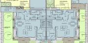 Neubau eines Doppelhauses in Grünwald
