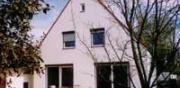 Umbau des Erdgeschosses durch Abbruch von tragenden Wänden und Einbau  von Stahlträgern