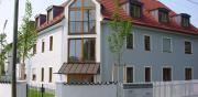 Schlüsselfertige Erstellung eines Mehrfamilienhauses mit 5 Wohnungen, 2 Doppelparkern und einer Einzelgarage
